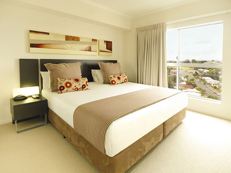 Oaks Aspire Apartments - Accommodation Tasmania