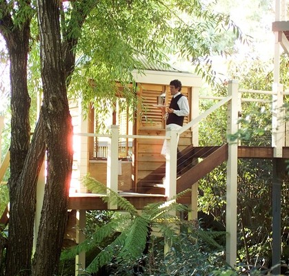 Salus Spa at the Lake House - Accommodation Tasmania