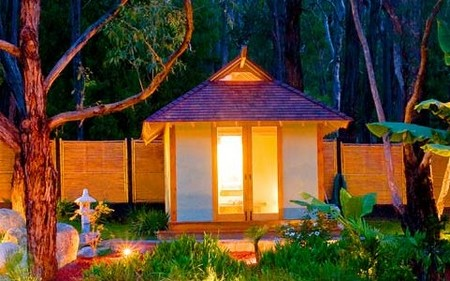 Japanese Mountain Retreat - Accommodation Tasmania