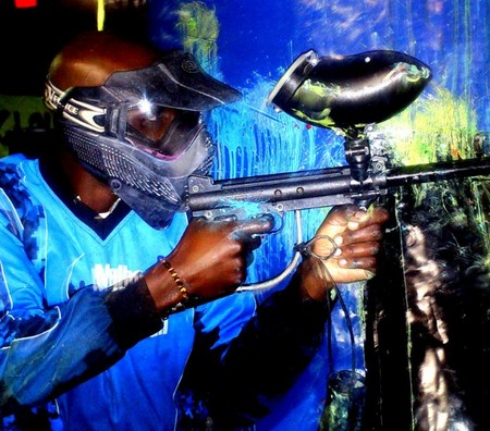 Melbourne Indoor Paintball - Accommodation Tasmania