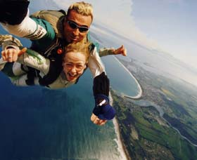 Skydive Melbourne - Accommodation Tasmania