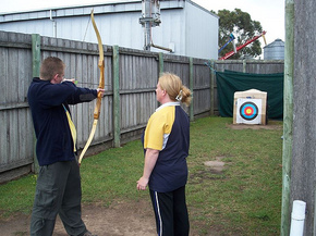 Bairnsdale Archery Mini Golf  Games Park - Accommodation Tasmania