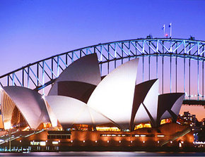 Sydney Opera House - Accommodation Tasmania