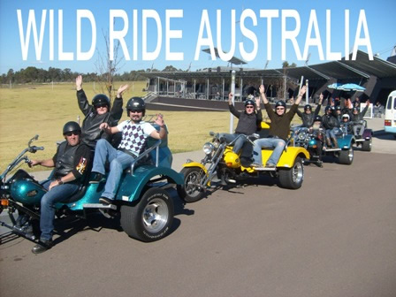 A Wild Ride - Accommodation Tasmania