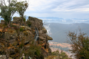 Power's Lookout - Accommodation Tasmania