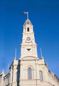 Fremantle Town Hall - Accommodation Tasmania