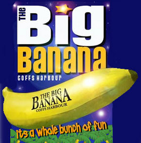 Big Banana - Accommodation Tasmania
