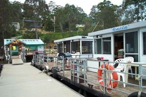 Clyde River Houseboats - Accommodation Tasmania