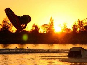 Bonney's WA Water Ski Park - Accommodation Tasmania