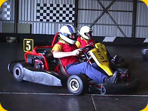 Indoor Kart Hire - Accommodation Tasmania