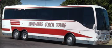 Bundaberg Coaches - Accommodation Tasmania