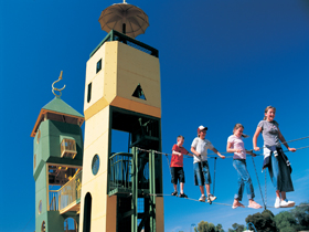 Monash Adventure Park - Accommodation Tasmania
