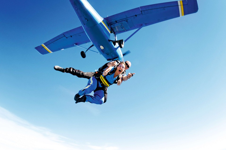 Skydive the Beach and Beyond Yarra Valley - Accommodation Tasmania