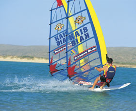 Windsurfing and Surfing - Accommodation Tasmania
