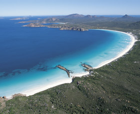 Lucky Bay - Accommodation Tasmania