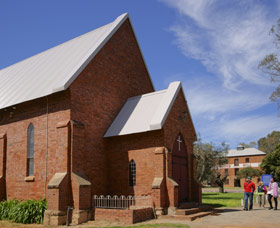St Stephens Church of England - Accommodation Tasmania