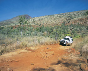 King Leopold Range National Park - Accommodation Tasmania