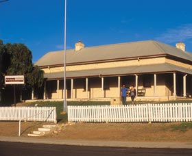 Irwin District Museum - Accommodation Tasmania