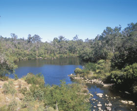 Kalgan River - Accommodation Tasmania