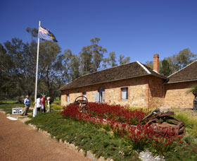 Old Gaol Museum Toodyay - Accommodation Tasmania