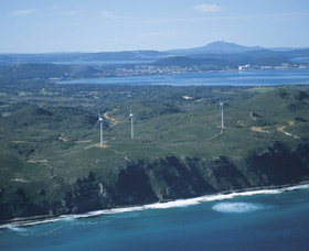 Albany Wind Farm - Accommodation Tasmania