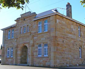 Memorial Hall - Accommodation Tasmania