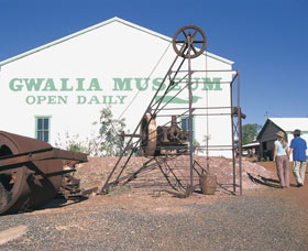 Gwalia Historical Museum - Accommodation Tasmania