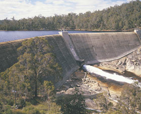 Wellington Dam Experience - Accommodation Tasmania