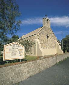 St Mary's Anglican Church - Accommodation Tasmania