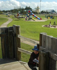 Yoganup Playground - Accommodation Tasmania