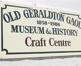 Old Geraldton Gaol Craft Centre - Accommodation Tasmania