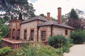 Old Government House - Accommodation Tasmania