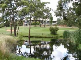 Flagstaff Hill Golf Club and Koppamurra Ridgway Restaurant - Accommodation Tasmania