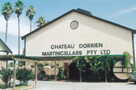 Chateau Dorrien Winery - Accommodation Tasmania