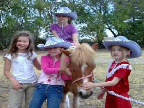 Amberainbow Pony Rides - Accommodation Tasmania
