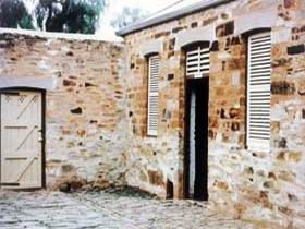 Police Lockup And Stables - Accommodation Tasmania