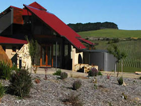 Parri Estate Mount Compass Cellar Door
