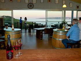 Dudley Cellar Door - Accommodation Tasmania
