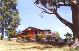 Barringwood Park Vineyard - Accommodation Tasmania