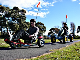 Pedal Buggies Tasmania - Accommodation Tasmania