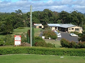 Burnie Golf Club - Accommodation Tasmania