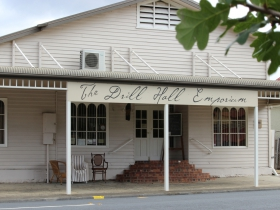 Drill Hall Emporium - The - Accommodation Tasmania