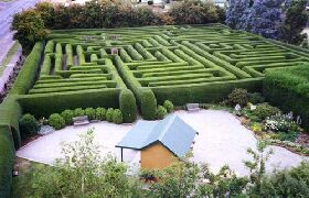 Westbury Maze and Tea Room - Accommodation Tasmania