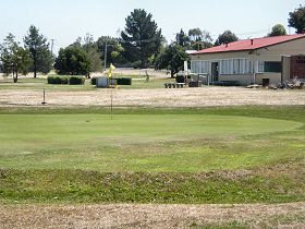 Campbell Town Golf Club - Accommodation Tasmania