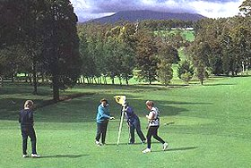Deloraine Golf Course - Accommodation Tasmania