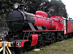 Don River Railway - Accommodation Tasmania