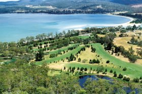 Orford Golf Club - Accommodation Tasmania