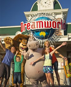 Dreamworld - Accommodation Tasmania