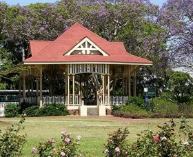 Gympie Memorial Park - Accommodation Tasmania