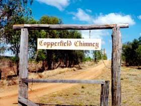 Copperfield Store and Chimney - Accommodation Tasmania